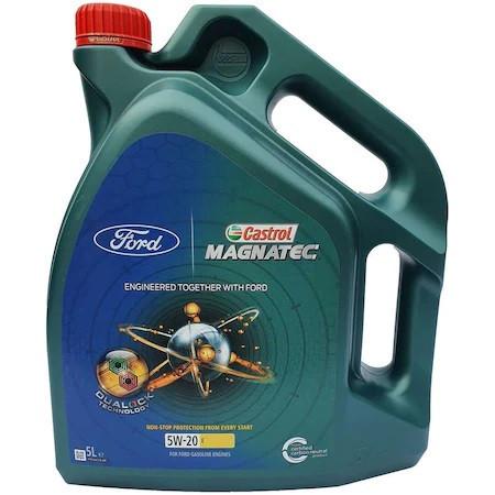 Ulei motor Ford Magnatec 5W-20 (5 litri)
