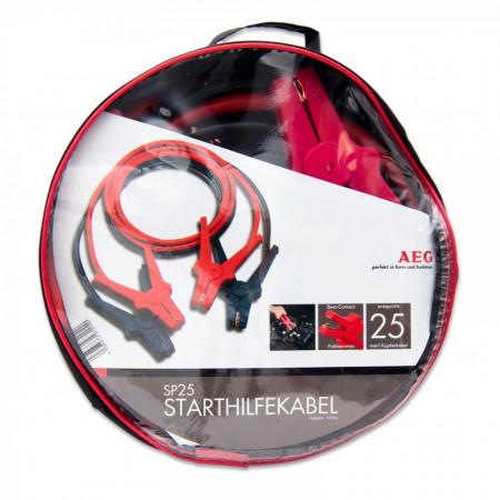 Cabluri pornire AEG SP 25 in gentuta