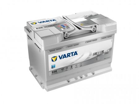 VARTA Silver AGM E39 70Ah 760A 570901076