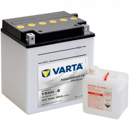 Ac. Moto Varta Freshpack 12V 30Ah YB30L-B