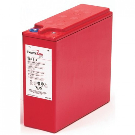 Enersys PowerSafe SBS B14 EON 12V 62Ah
