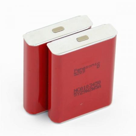 Ac. Li-Ion NCA103450 3.6V 2270mAh Panasonic