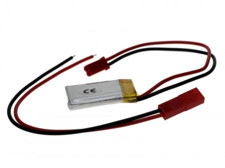 Acumulator Li-Polimer LP502030 3.7V 250mAh