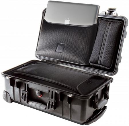Troler rigid Peli 1510LOC Protector Laptop Case