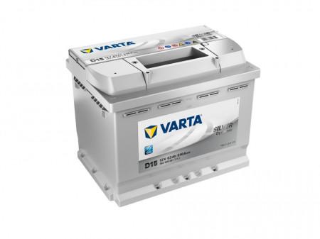 Varta Silver D15 63Ah 610A 563400061