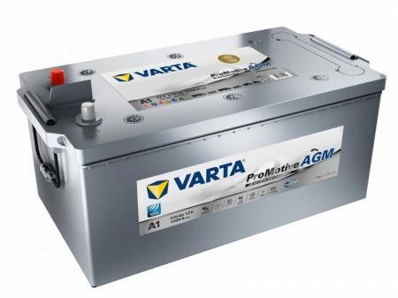 Ac.auto Varta ProMotive AGM 210Ah 1200A 710901120