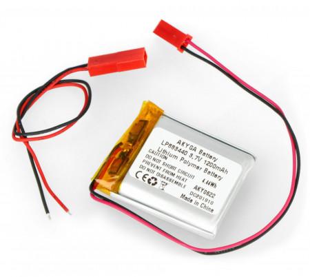 Acumulator Li-Polimer LP883440 3.7V 1200mAh