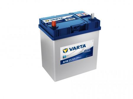 Acumulator Varta Blue 40Ah 330A 187x127x227