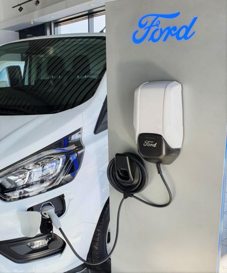 Statie incarcare vehicule electrice