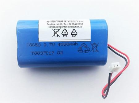 Acumulator Li-Ion 2x18650 3.7V 4000mAh