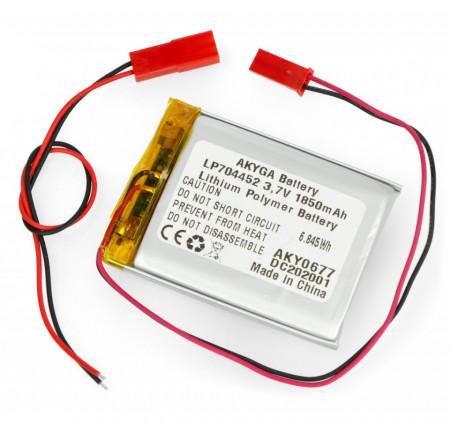 Acumulator Li-Polimer LP704452 3.7V 1850mAh