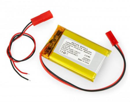 Acumulator Li-Polimer LP523450 3.7V 900mAh