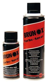 Brunox TURBO Spray Lubrifiant/degripant universal