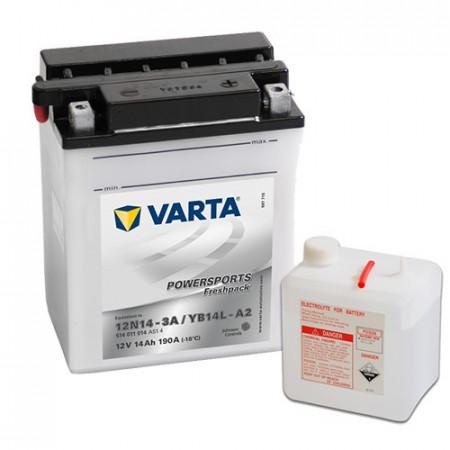 Ac. Moto Varta Freshpack 12V 14Ah YB14L