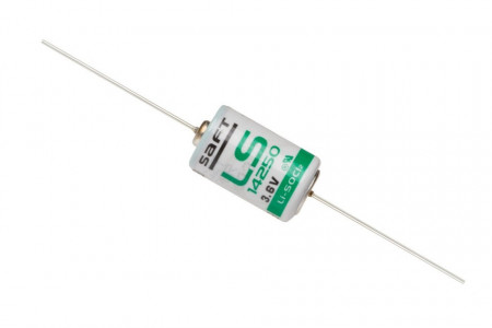 Baterie SAFT LS14250 CNA (terminale axiale)