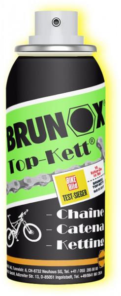Brunox TOP-KETT 100ml (pentru lant bicicleta)