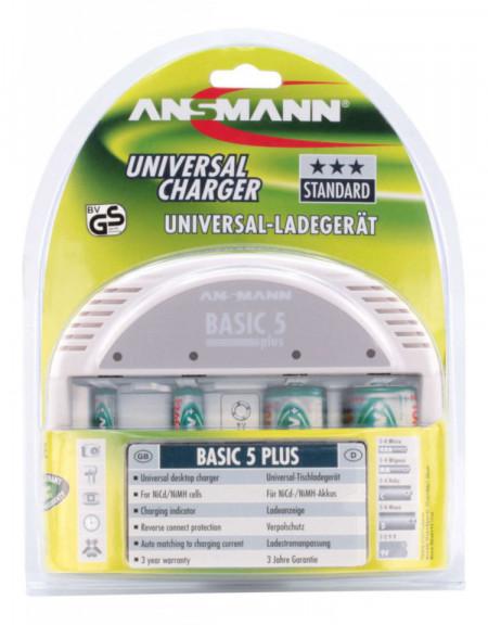 Incarcator universal Ansmann Basic 5 Plus
