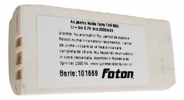 Acumulator FOTON pt statie Nokia Tetra THR880i