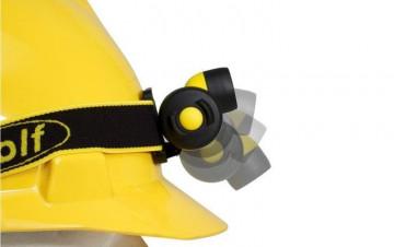 Lanterna frontala antiex WOLF HT-400Z0