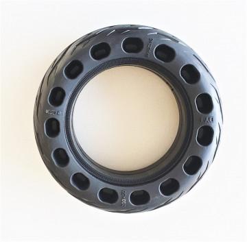 Anvelopa plina 8 inch cu cavitati, 200x50