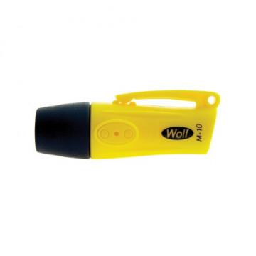 Micro Lanterna LED ATEX Z0 WOLFLITE M10