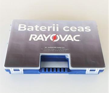 pachet ceasornicar rayovac