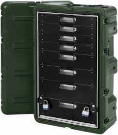 Peli 472-MEDCHEST3-8D Medical Supply Case