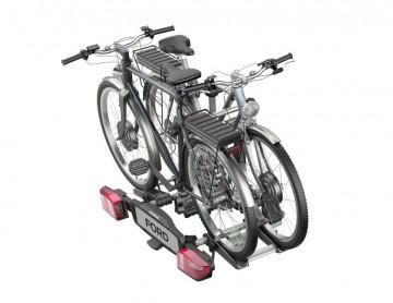Suport 2 biciclete Uebler X21-S rabatabil