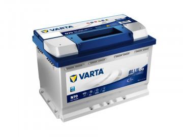 VARTA Blue EFB 70Ah 650A N70 570500076