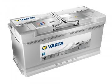 VARTA Silver AGM H15 105Ah 950A 605901095