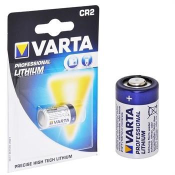 Baterie foto CR2 Litiu Varta 3V (6206)