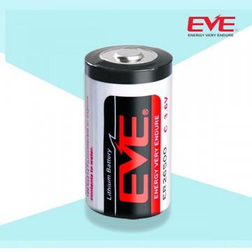 Baterie Litiu EVE ER26500 C (R14) 3.6V 7700mAh