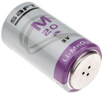 Baterie Litiu Manganese Saft M20HR 3V 11.5Ah