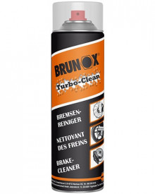 Brunox TURBO-CLEAN Spray DEGRESANT 500ml