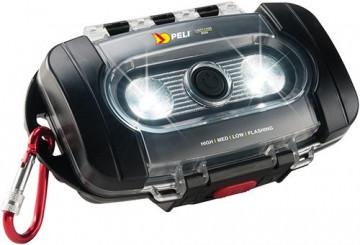 Lanterna+cutie rigida plutitoare Peli 9000 Light Case