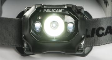Lanternă frontală PELI 2760C downcast