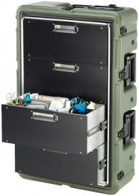 Peli 472-MEDCHEST3-4D Medical Supply Case