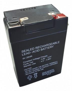 Acumulator VRLA 4V 5.5Ah (proiector Foton L10)