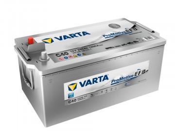 Ac.auto Varta EFB 240Ah 1200A 740500120