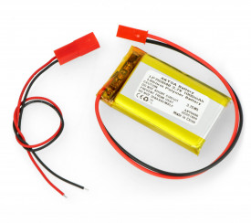 Acumulator Li-Polimer LP703048 3.7V 1000mAh
