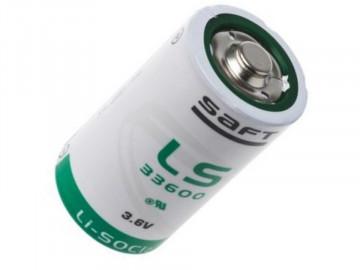 Baterie Litiu SAFT LS33600 tip D (R20) 3.6V