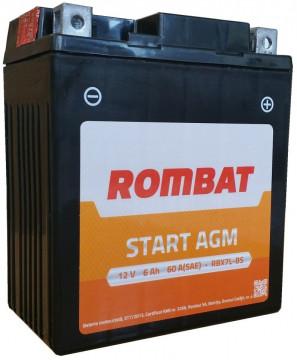Baterie Moto Rombat AGM RBX9-BS 12V 8Ah