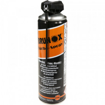Brunox TURBO Spray POWER-CLICK 500ml