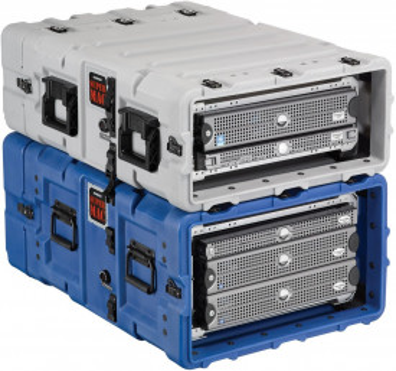 Rackmount Peli SuperMAC™ 3U SMAC2109-02/29/05W