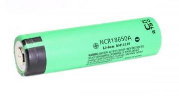 Ac.Panasonic NCR18650A 3.7V 3000mAh