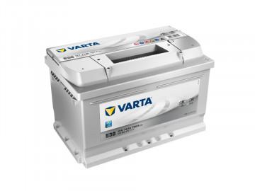 Varta Silver 74Ah 750A 574402075