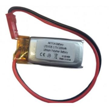 Acumulator Li-Polimer LP701535 3.7V 320mAh