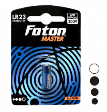 Baterie alcalina Foton Master LR23A 12V