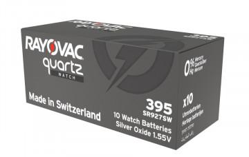 Baterie pt ceas Rayovac 395 SR927SW 10 bucati