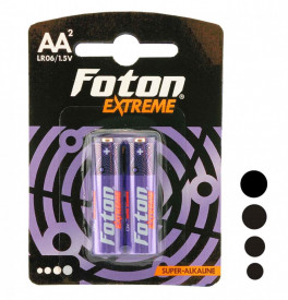 Baterii superalcaline Foton Extreme LR6/AA
